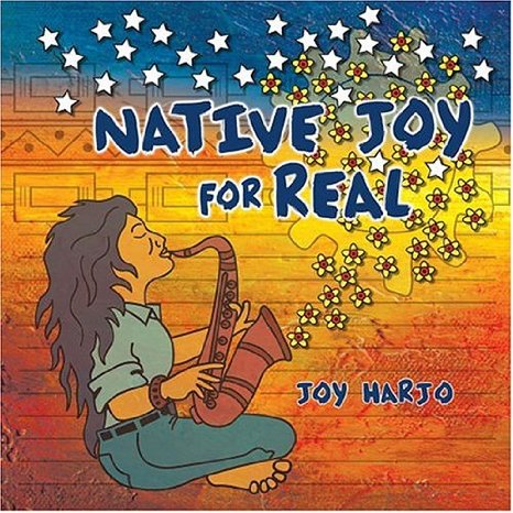 Native Joy for real, CD album art