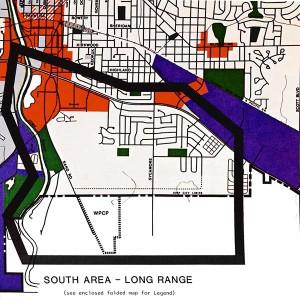 South Area - Long range