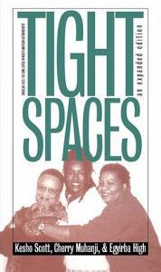 Tight Spaces, cover