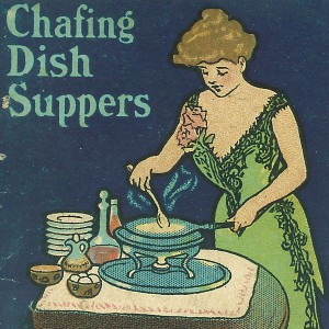 Chafing Dish Suppers cover