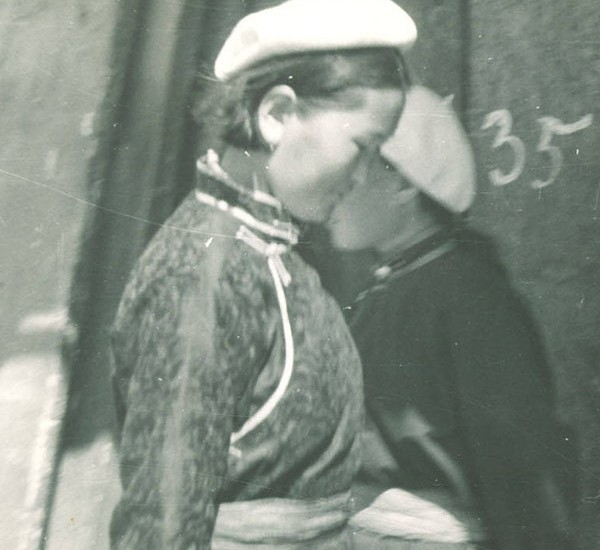 Woman in China, 1944