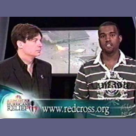 Kanye West & Mike Myers