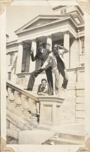 James B. Morris Jr. photo album, 1937-1941, page 10