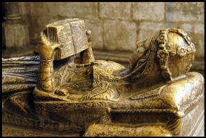Tomb of D. Maria Vilalobos