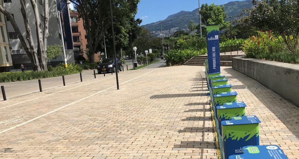 free bicycle rack