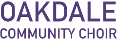 Oakdale Community Choir