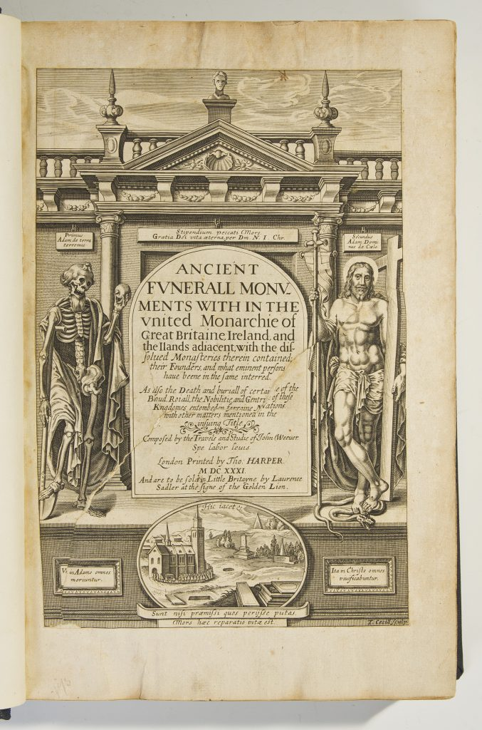 Title page with illustration
