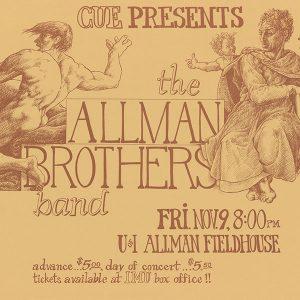 Allman Band poster
