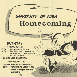 Homecoming, 1966