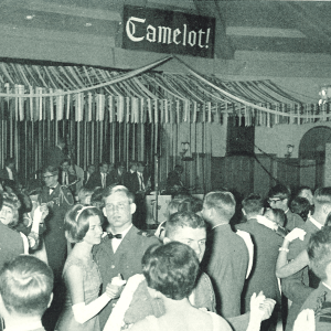 Military Ball, 1967 From Hawkeye yearbook, 1968